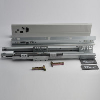 AMIX SYSTEM BOX BOKI + PROWADNICE TB10 L-350