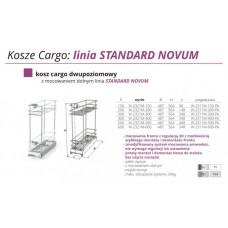 CARGO Z REG. 3D 50 II POZIOMY W-2321M-500-P1 BIAŁY